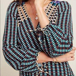NWT Anthropologie Maeve Gianna Tunic Dress